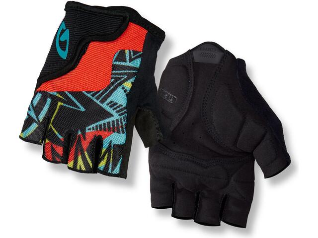 Giro Bravo Gloves Junior Blast